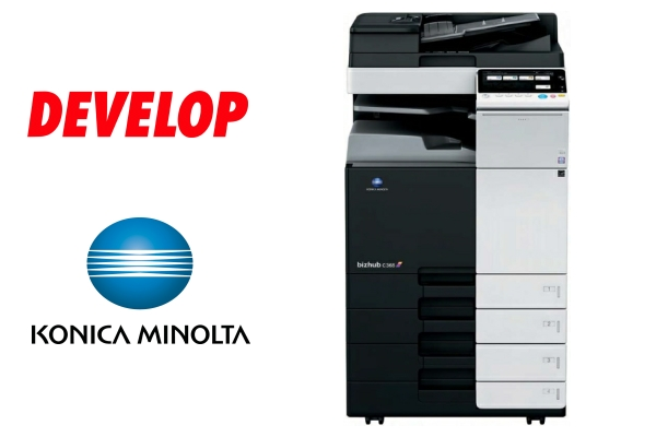 Ineo+ 258 Colour MFD | Office Photocopiers UK