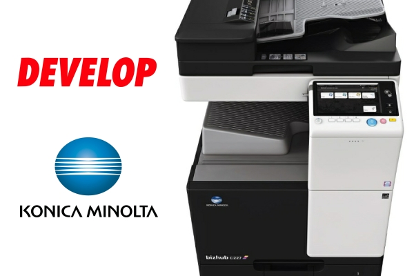 Ineo+ 227 Colour MFD | Office Photocopiers UK