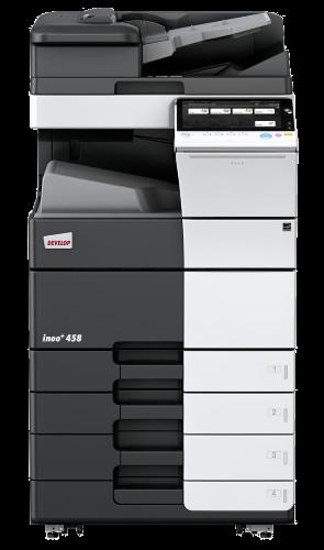 Bizhub C458 Colour MFD | Office Photocopiers UK