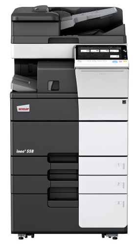 Ineo+ 558 Colour MFD | Office Photocopiers UK