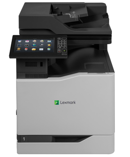 Lexmark XC8160de MFD | Office Photocopiers UK