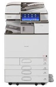 Ricoh MPC2004 Colour MFD | Office Photocopiers UK