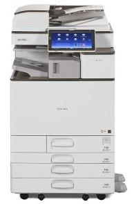 Ricoh MP C5504SP Colour MFD | Office Photocopiers UK